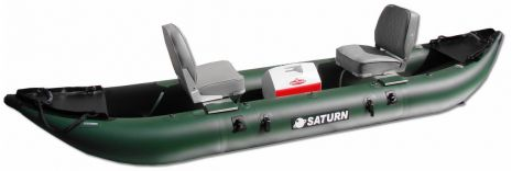 Saturn Inflatable Fishing Kayaks FK396