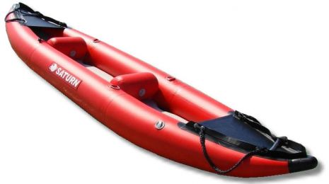 Saturn Inflatable Kayaks RK396
