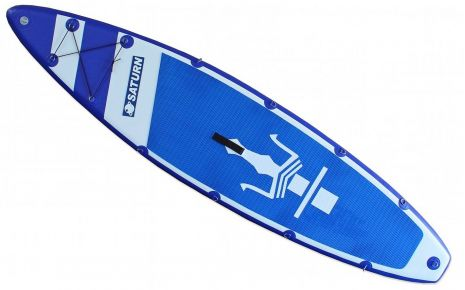 Saturn Racing Inflatable SUP