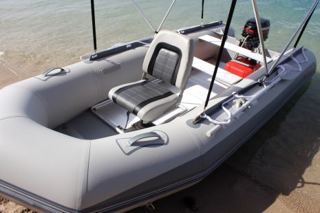 Adjustable Seating Frame For Boats