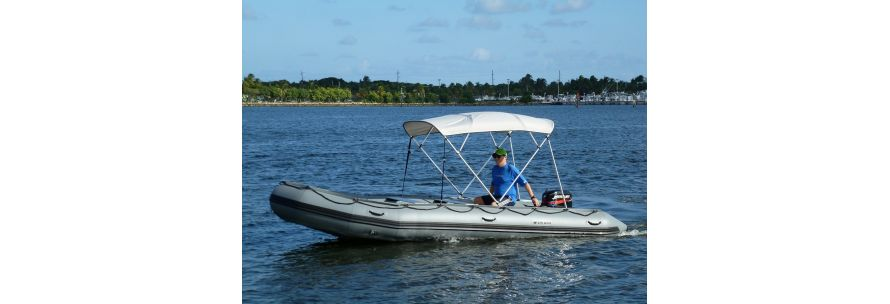 Large Inflatable Boats from Saturn