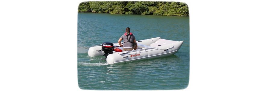 Inflatable Catamarans