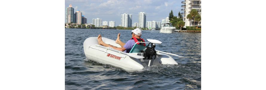 Saturn Small Inflatable Boats