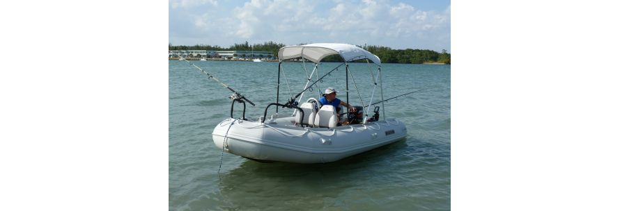 Saturn SD470 Inflatable boats