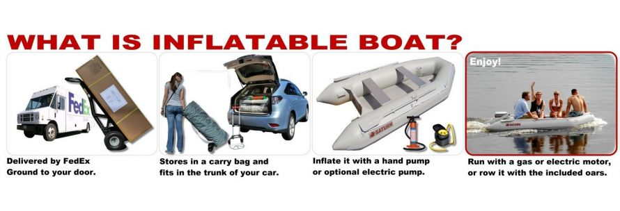 what is inflatable boat