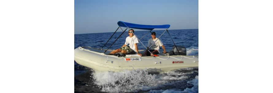 Saturn SD470 Safe Inflatable Boat
