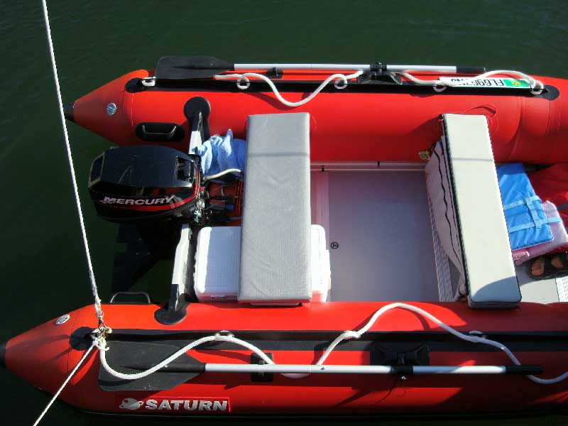 Free Instructions For Diy Seat Cushions For Saturn Inflatable Boats