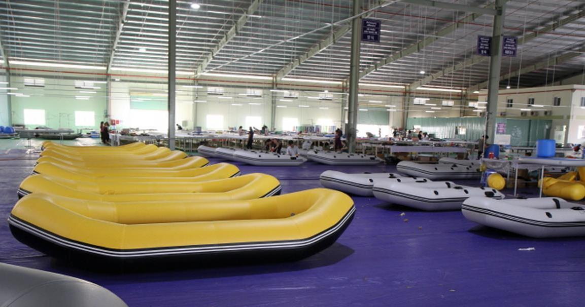 Inflatable Boat Factory Keep All Boats Inflated