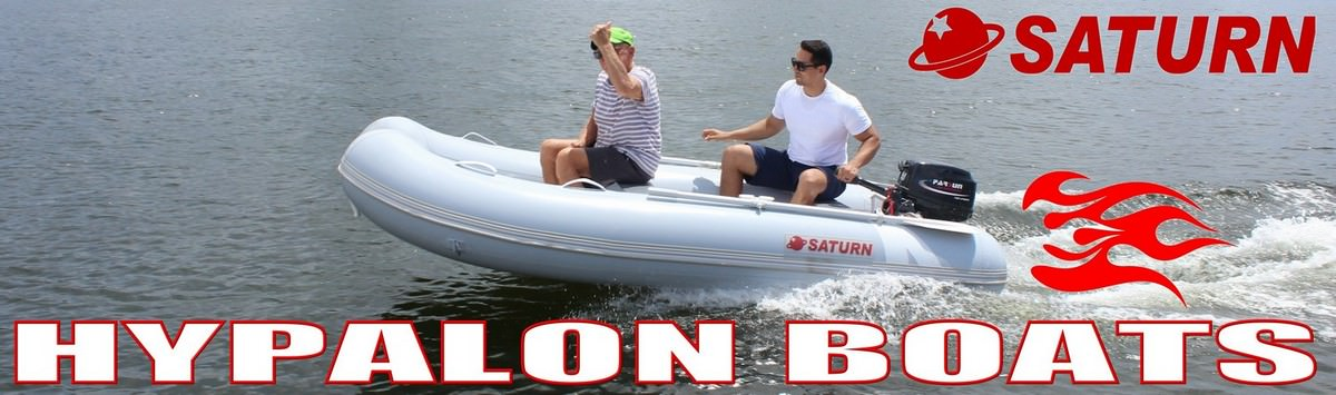 Saturn Premium Hypalon Inflatable Boats