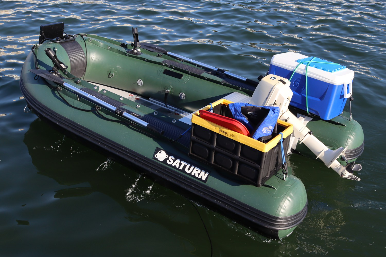 Saturn Fishing Inflatable Boat