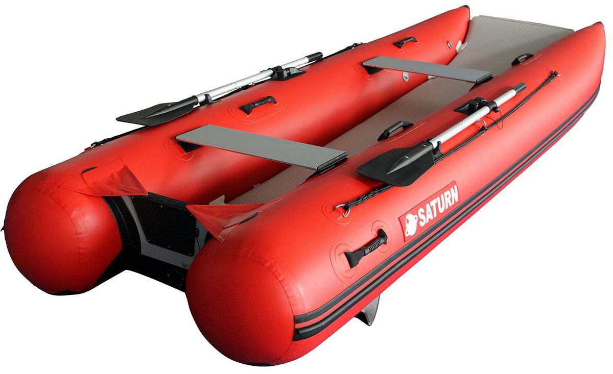 Inflatable Lightweight Catamaran Boat Nc330
