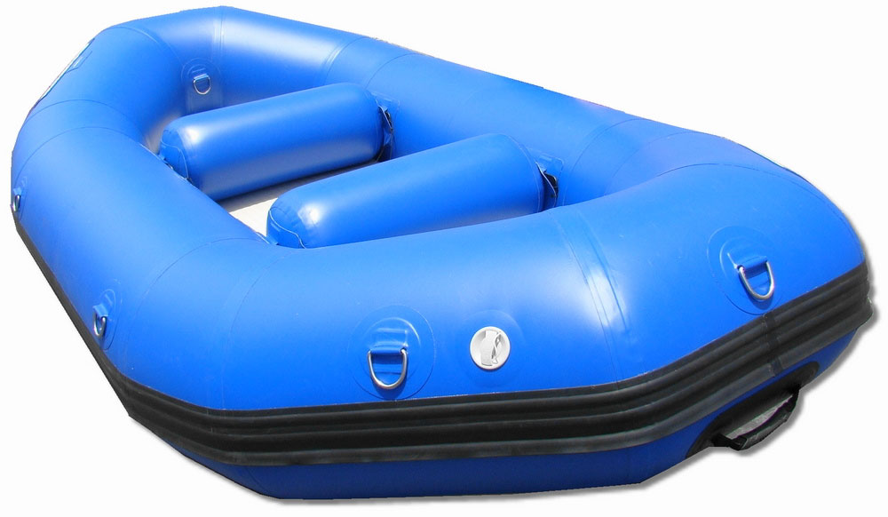 9.6' RD290 Professional Grade Whitewater River Rafts for 2-3 people.