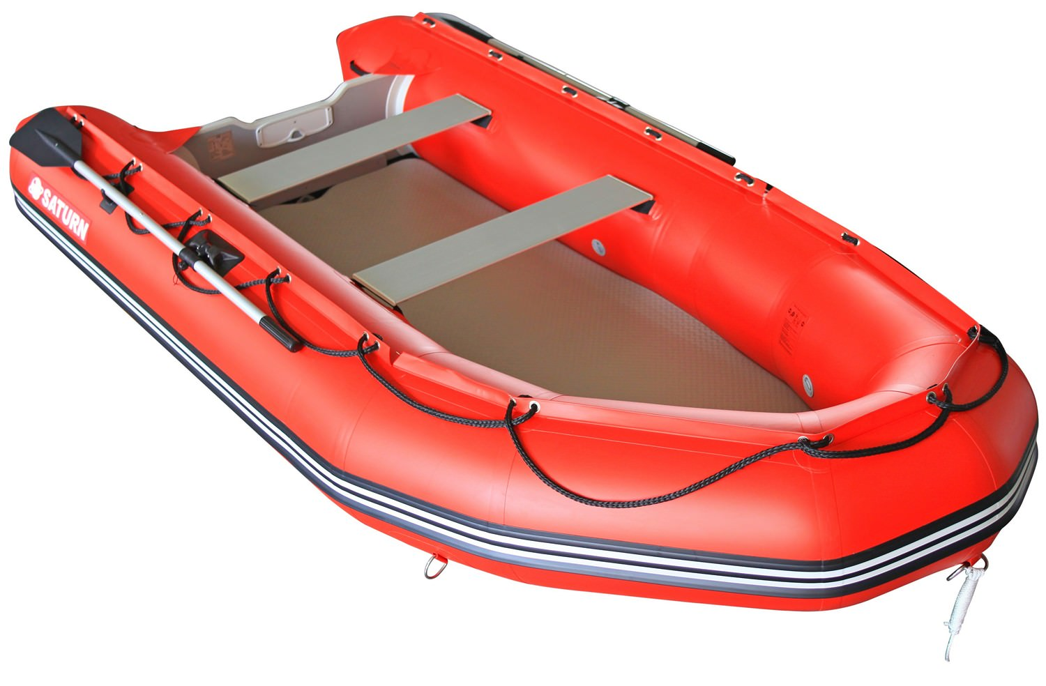 Saturn 12 Inflatable Boats Is Best Selling Sport Run About
