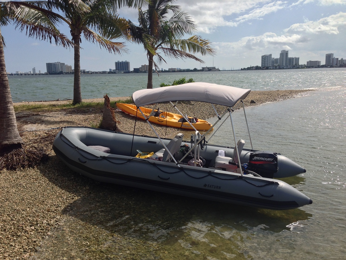 18' Inflatable Boats SD518