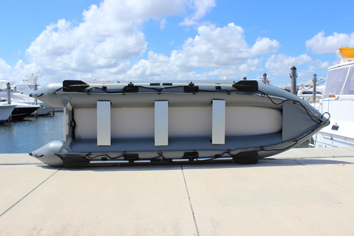 Saturn SK470XL Heavy-Duty KaBoat