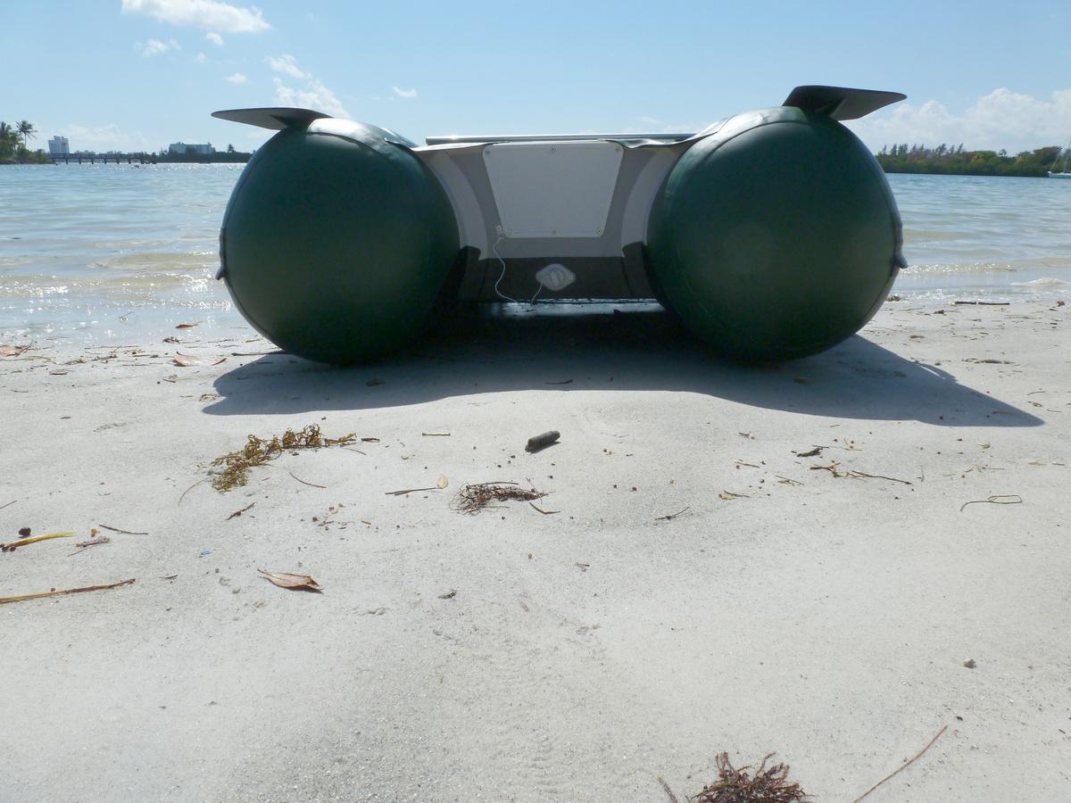 Saturn Inflatable Catamaran NC290