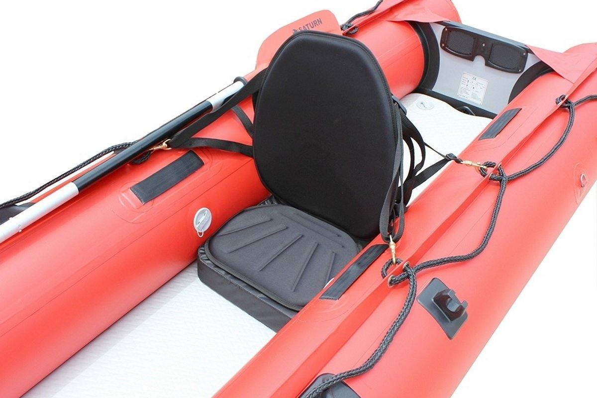 Extra High Back Kayak Seats For Inflatable Kayaks And Kaboats