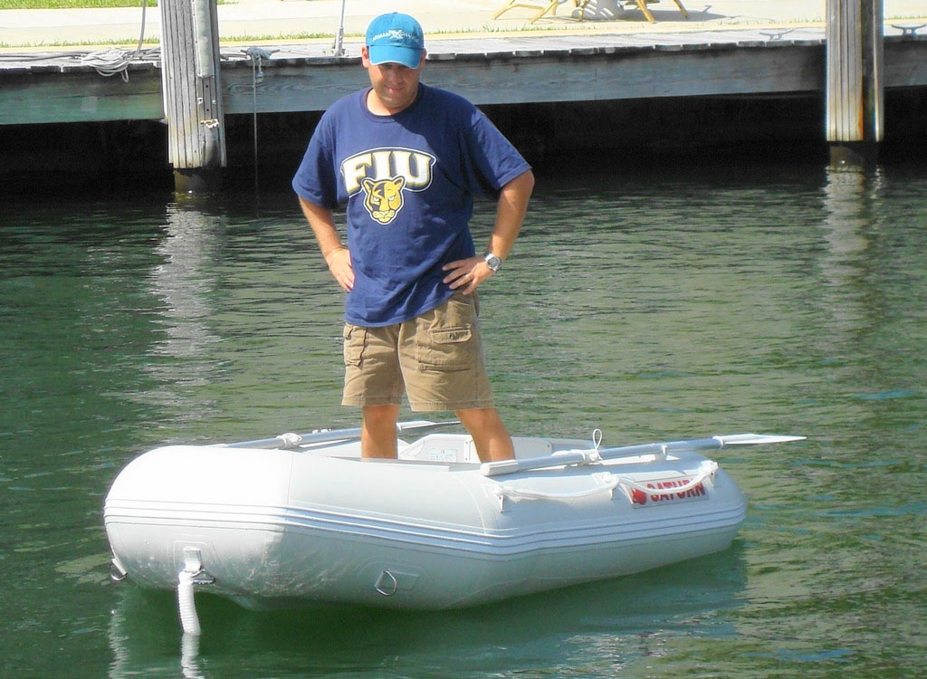 Saturn SD230 Inflatable Boat