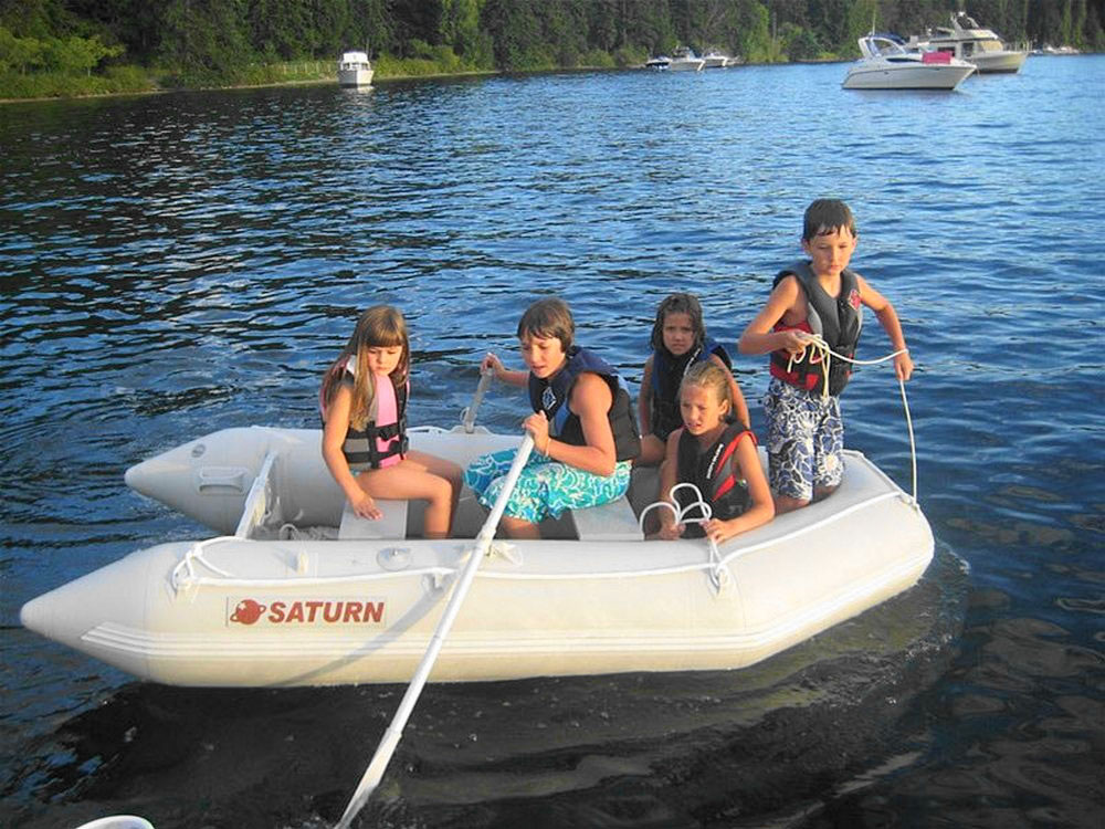 Saturn Inflatable Boat SD290