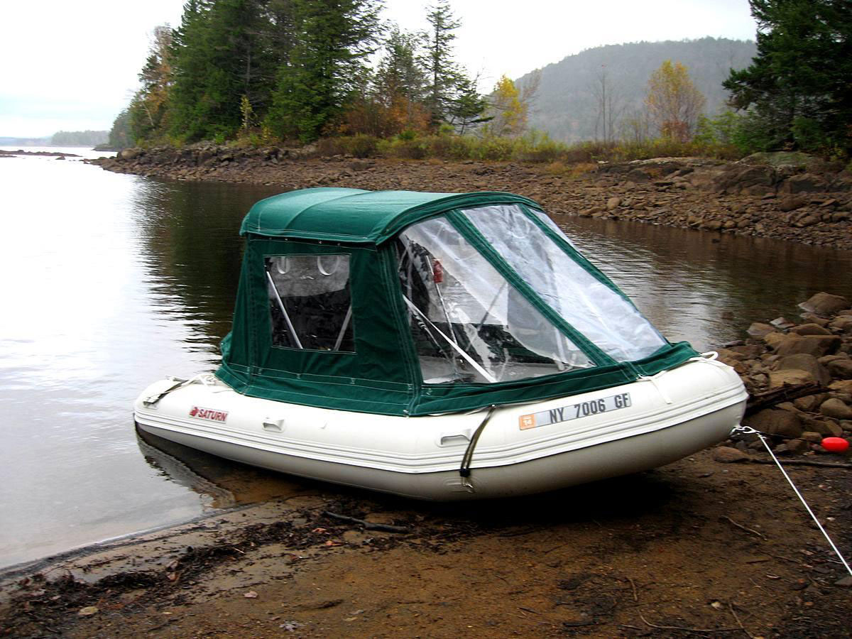 Saturn Inflatable Boat SD470