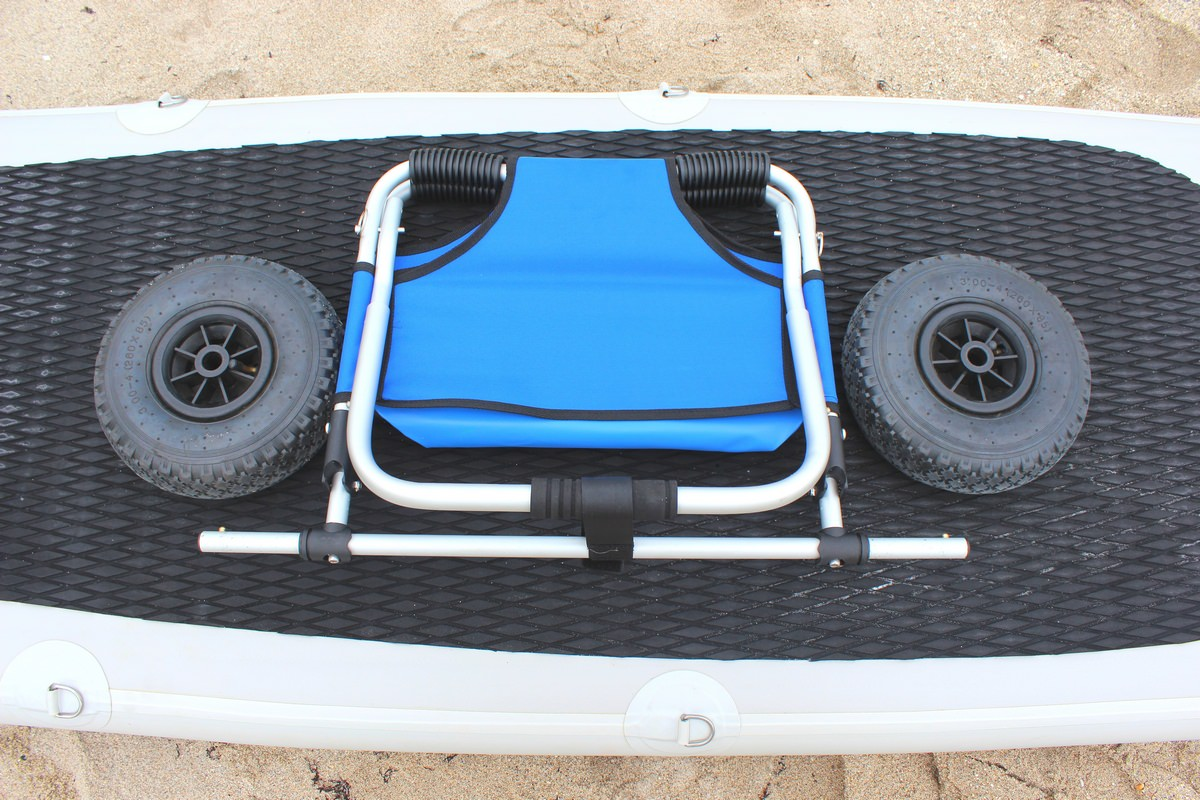 Kayak Cart Beach Chair Hand Cart