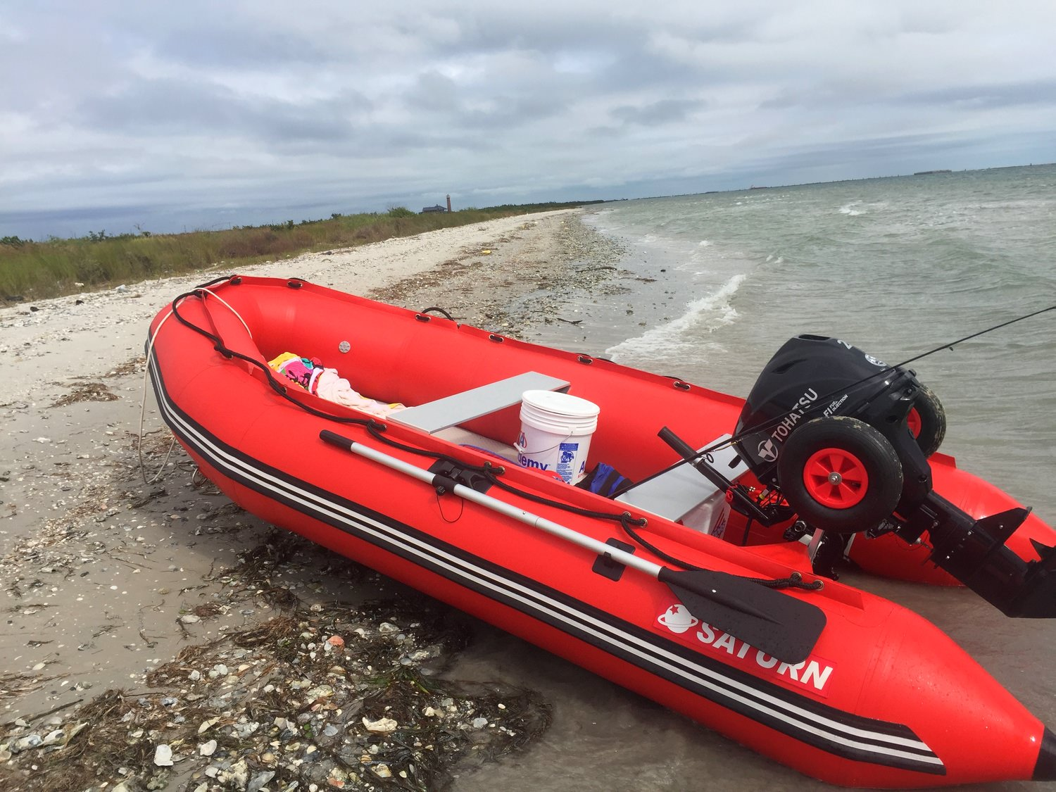 13' Inflatable Boats SD385