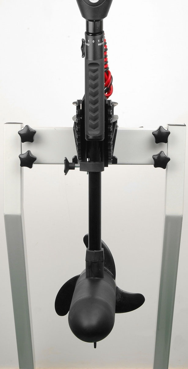 Electric Outboard on Electric Boat Trolling Motors