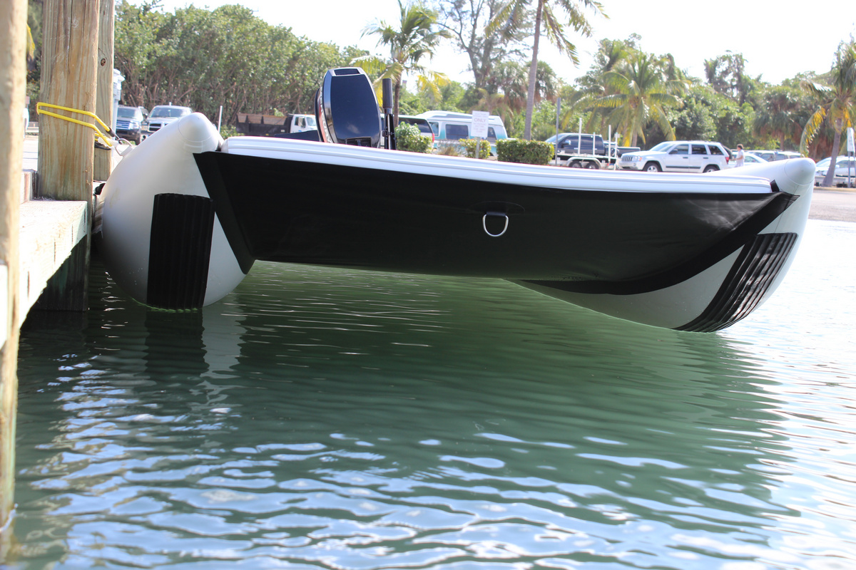 Saturn Inflatable Catamaran MC365