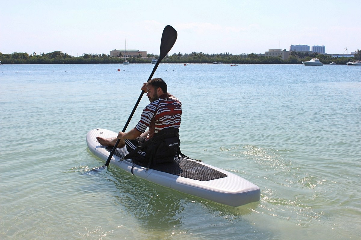 Deluxe High Back Kayak Seat