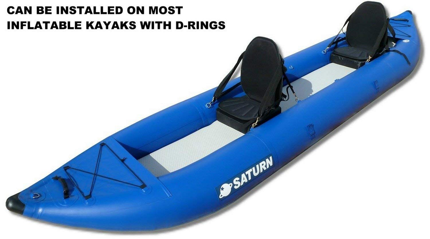Extra High Back Kayak Seats For Inflatable Kayaks And Kaboats