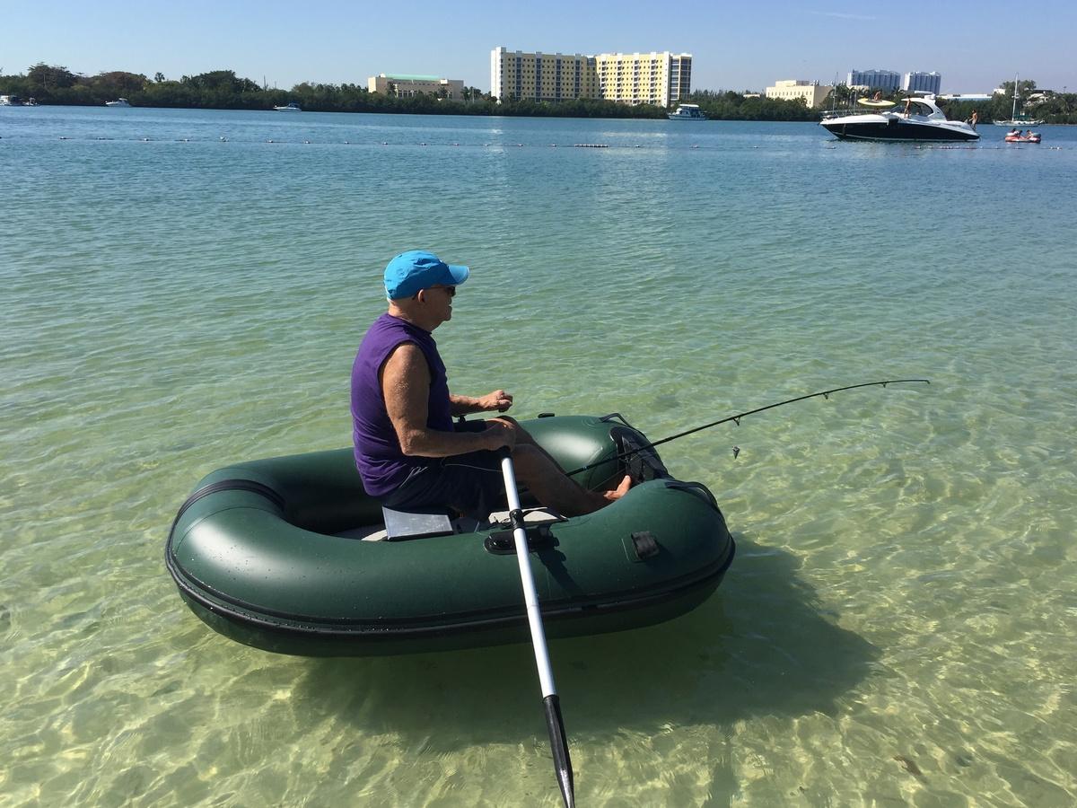 5.7' Mini Inflatable Boat MRF175