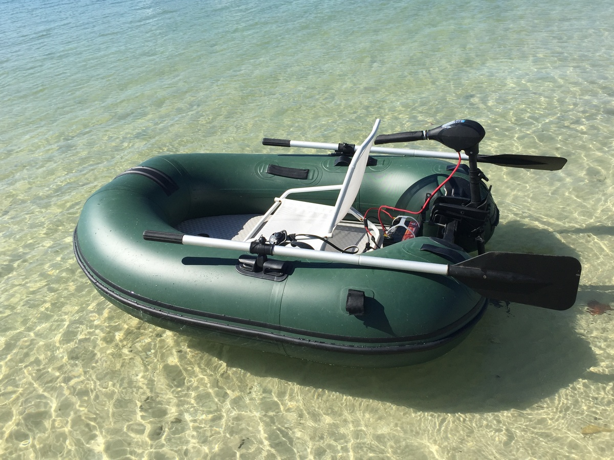 5.7' Mini Inflatable Boat MRF175