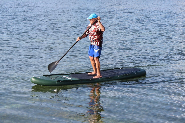 Saturn Pro Angler Fishing SUP