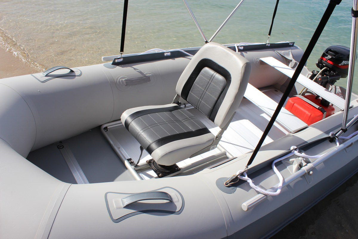 Saturn Inflatable Boats SD410