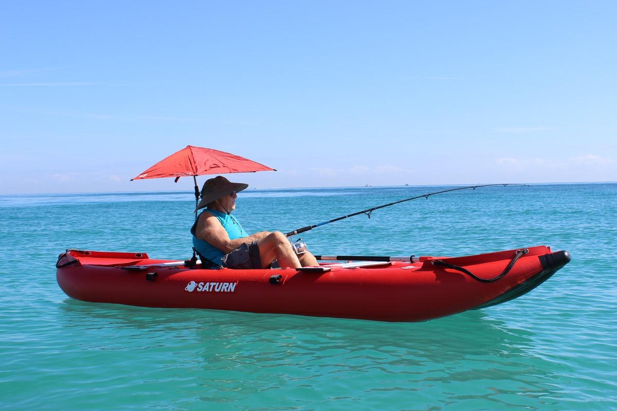 Saturn Inflatable Kayaks FK430
