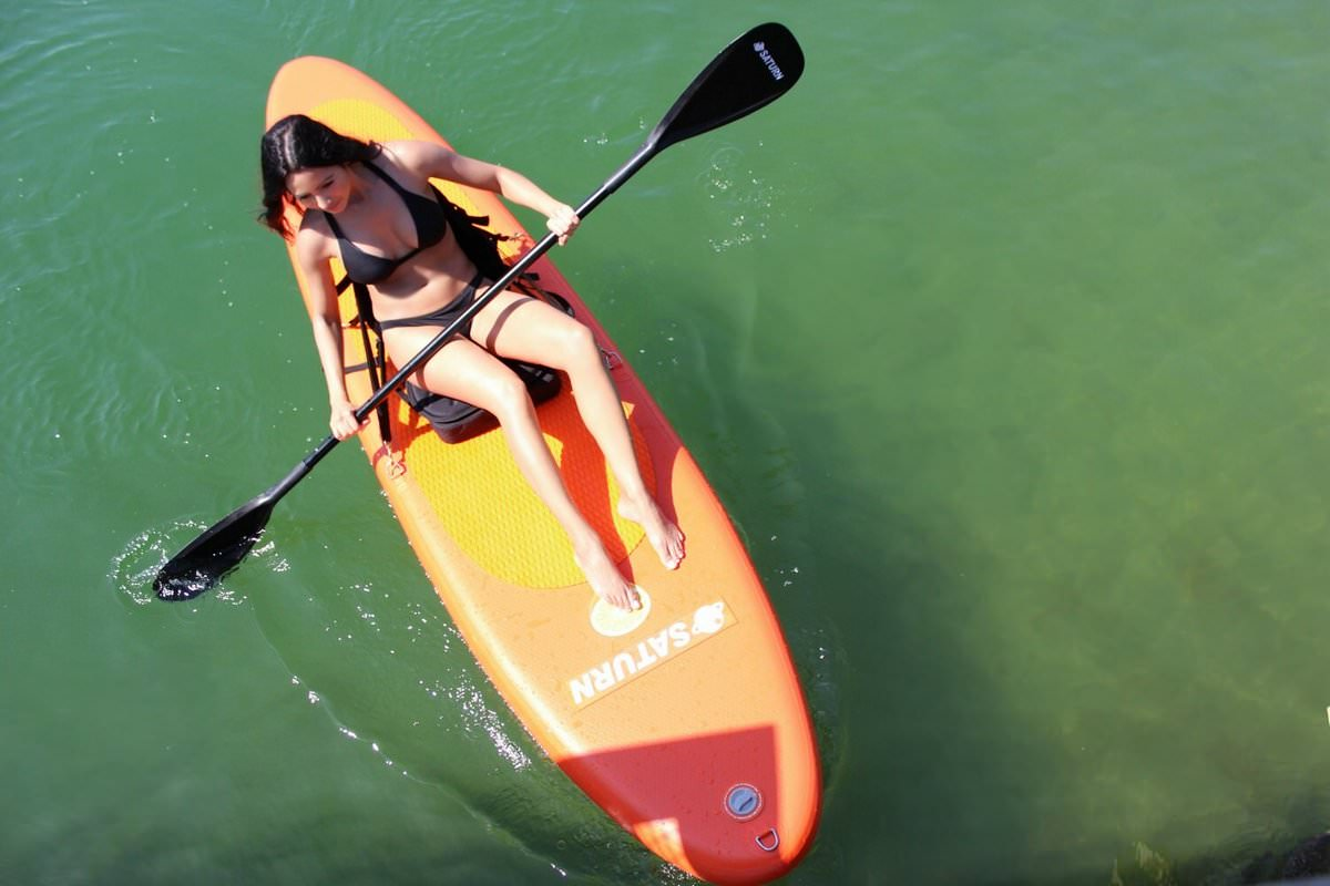 Transformer SUP Kayak Paddle