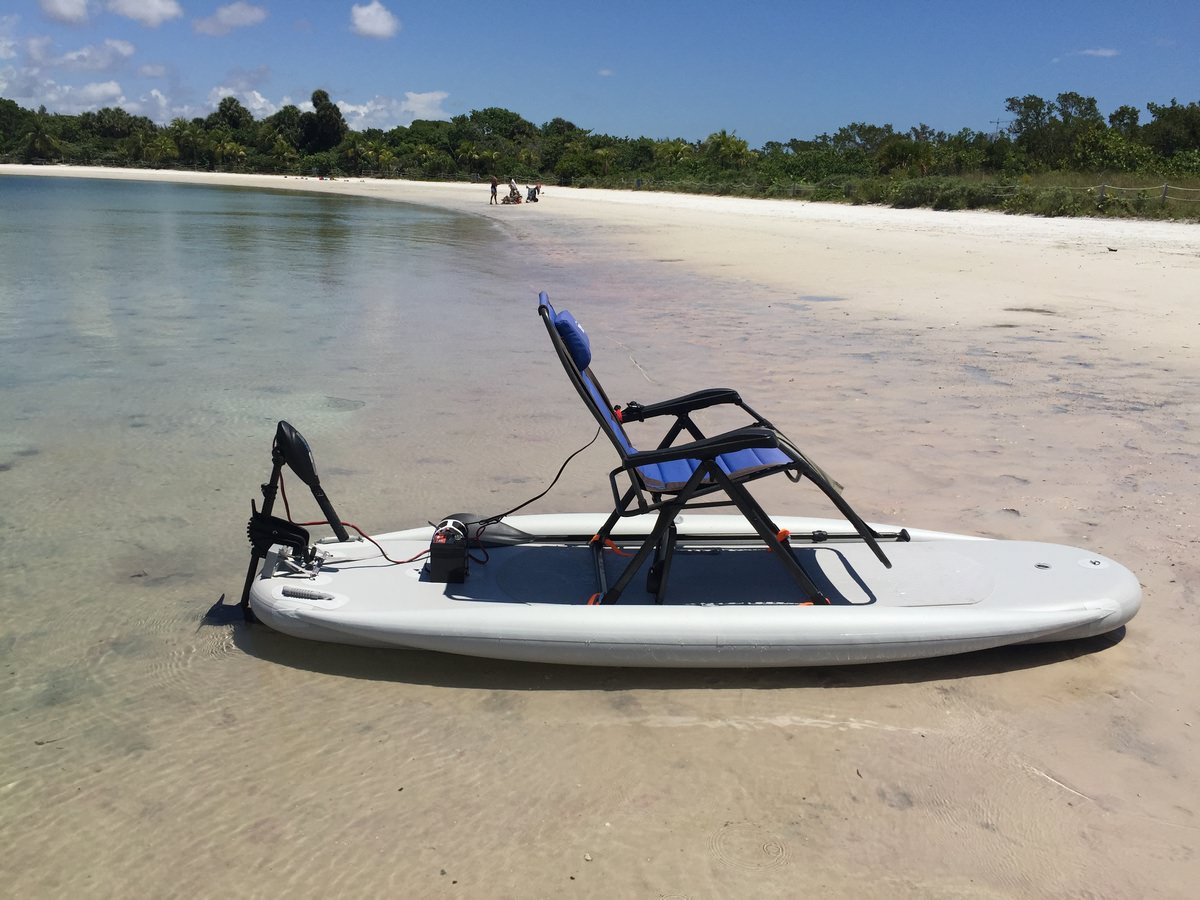 11' XL Motorized Inflatable SUP
