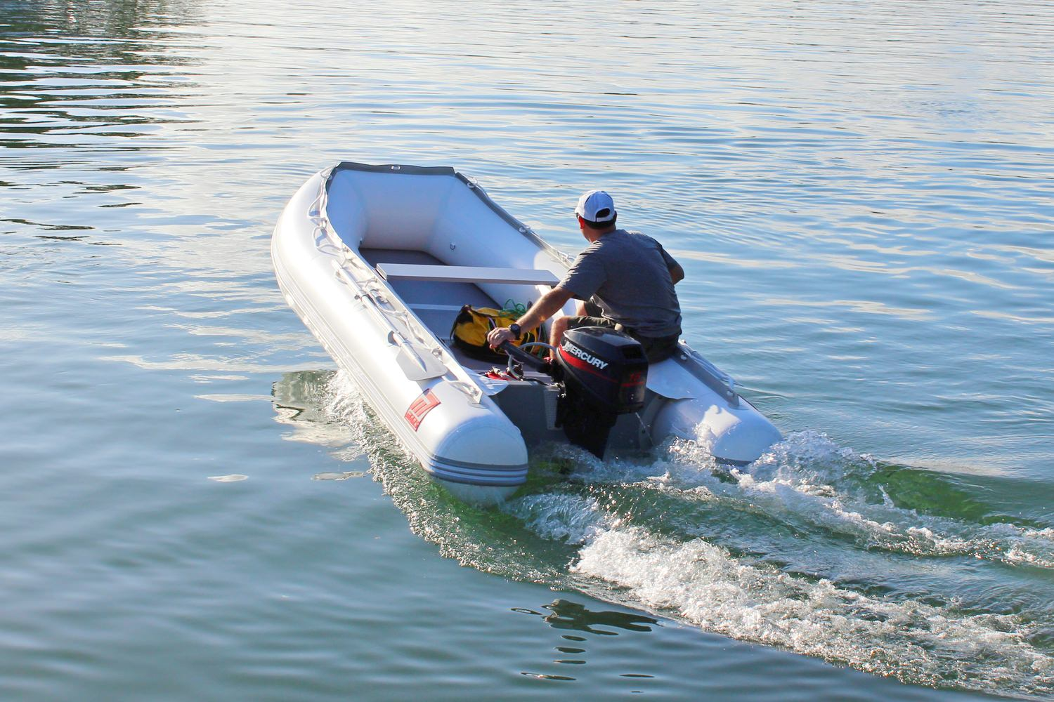 Mars Inflatable Boat