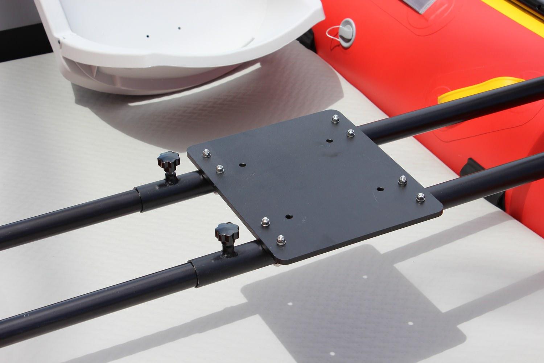Seat platform installed