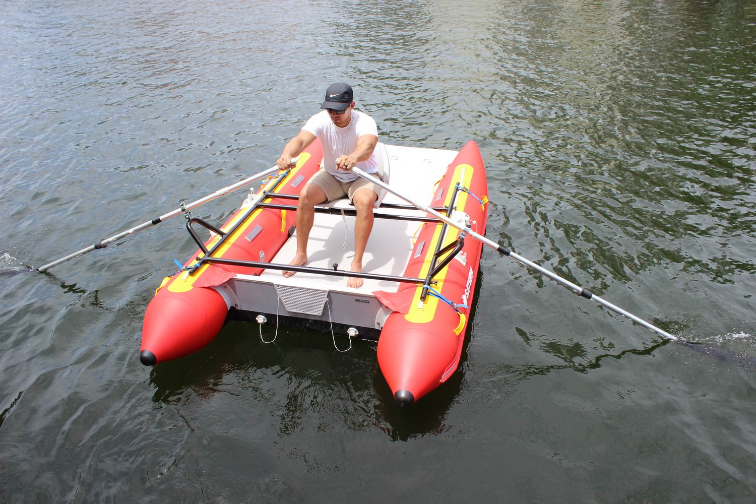 Folding Rowing Frame