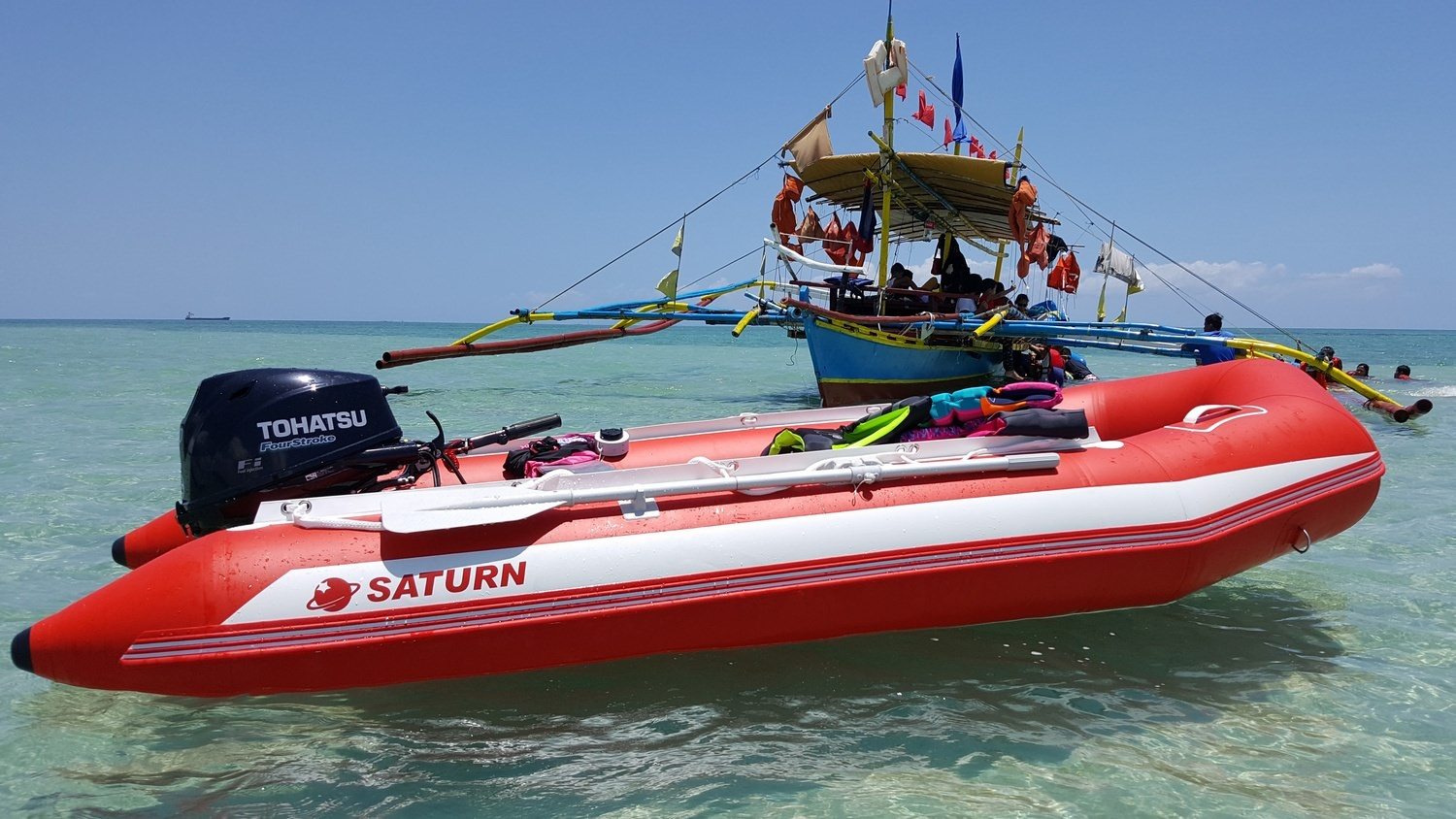 12 5' Inflatable Boats SD380