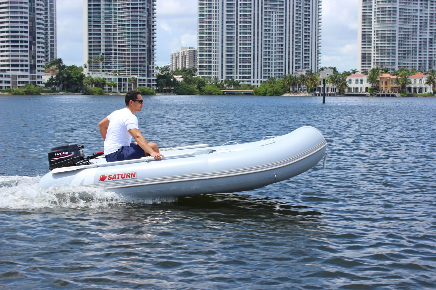 Hypalon Inflatable Boats by Saturn