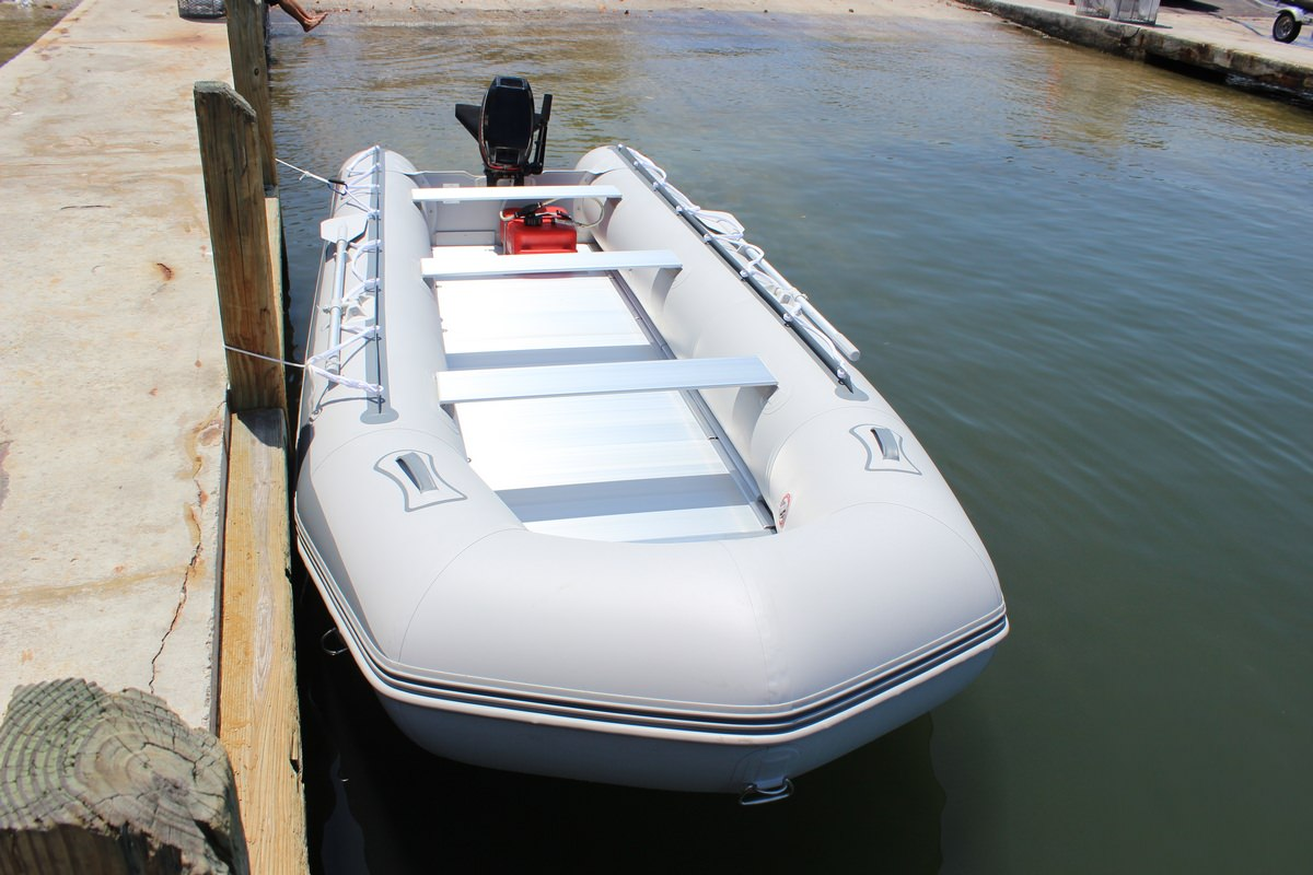16 4 Budget Inflatable Boat From Saturn Sd500