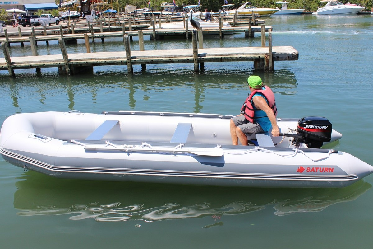 16 4'' Inflatable Sport Boat SD500