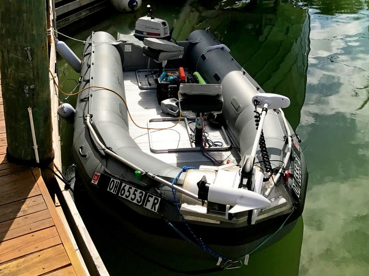 Saturn Inflatable Boats SD518