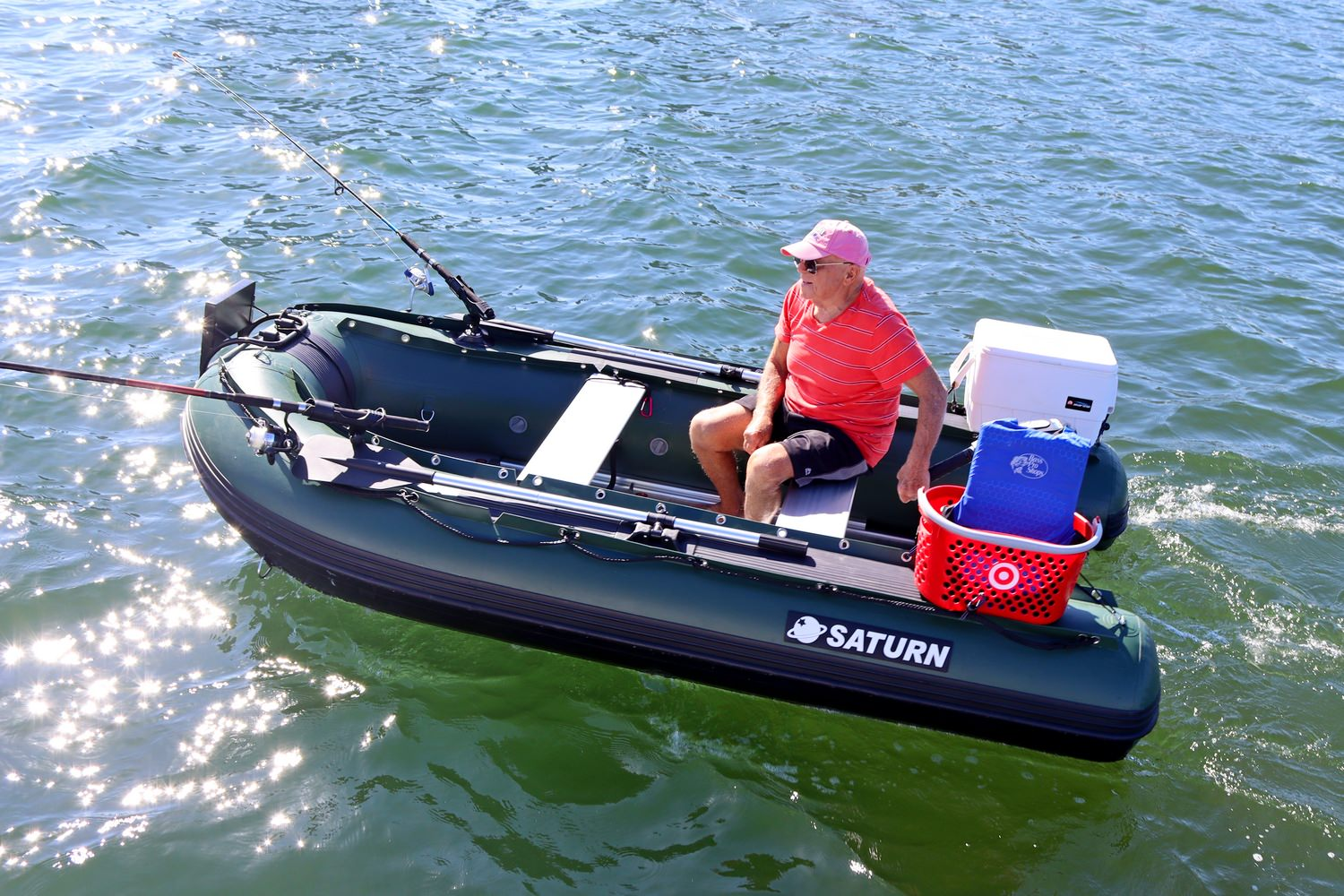 Inflatable Fishing Boat FB300