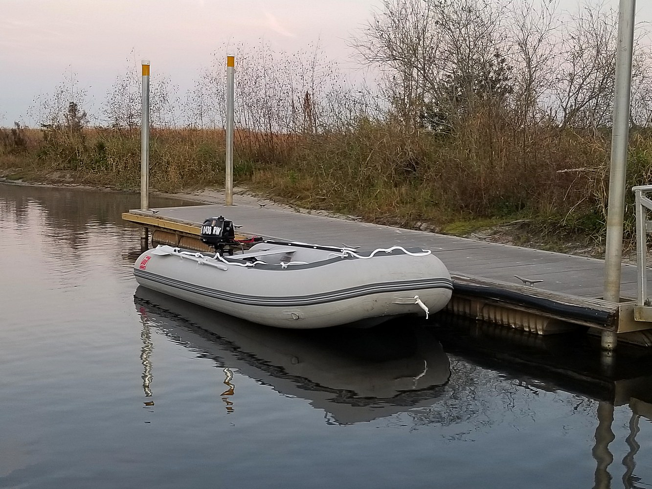 Customer's Picture of PSM365 boat