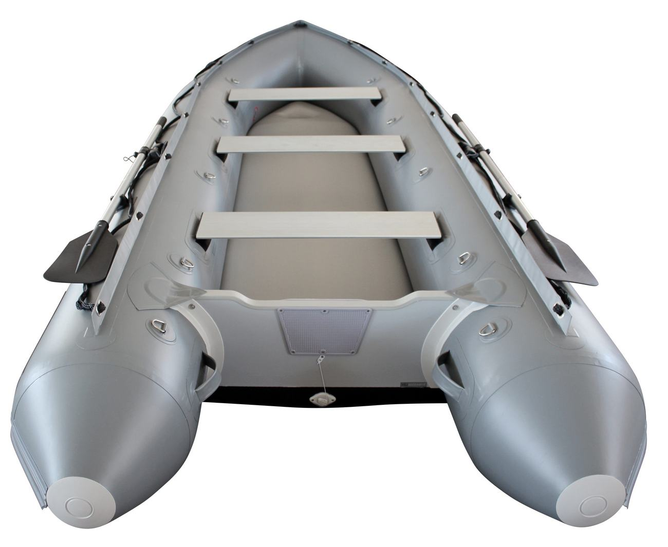 14 Performance Inflatable Kaboat Zk430xl With Keel And