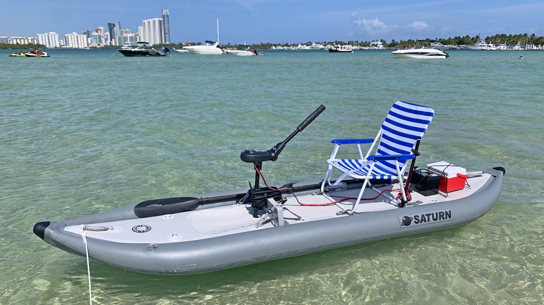 Hybrid Inflatable Kayak