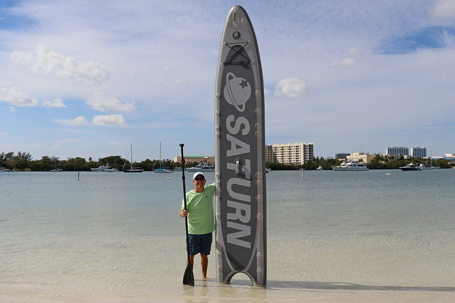 Motor SUP Inflatable Board